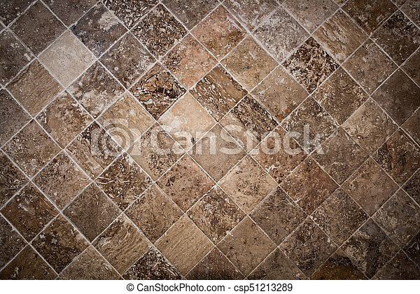 Brown Tile Background Brown Ceramic Tile Laid Diamond Pattern Stone - How to lay a diamond pattern tile floor