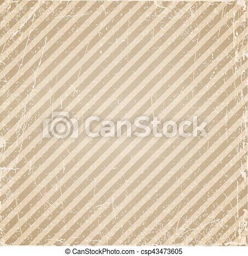 Brown vector background. - csp43473605