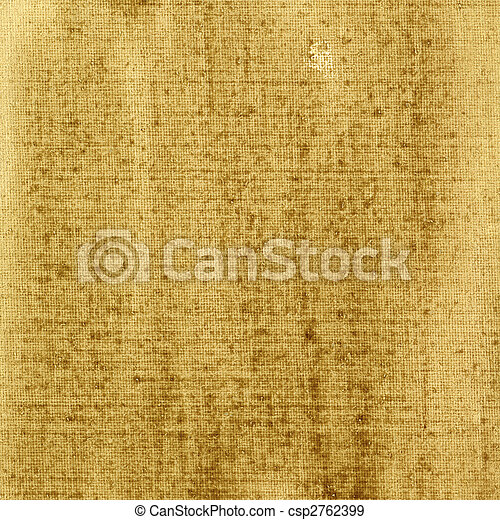 brown watercolor abstract with canvas texture - csp2762399
