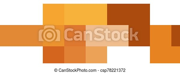 Brown whale on white background - csp78221372