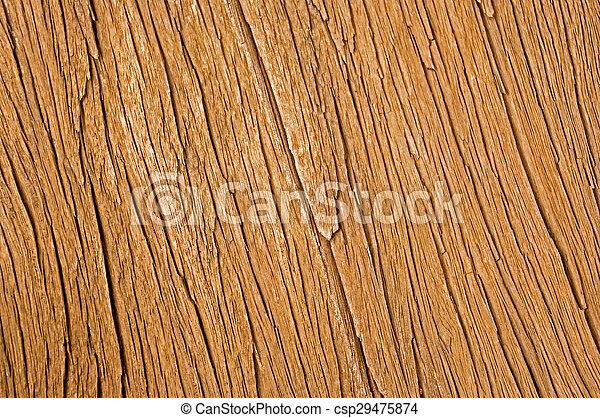 brown wooden background - csp29475874