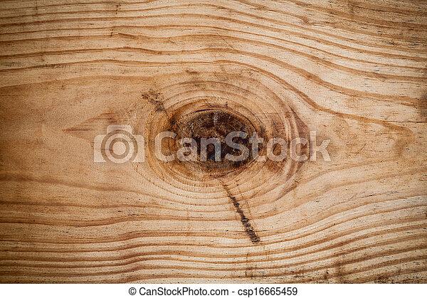 brown wooden background - csp16665459