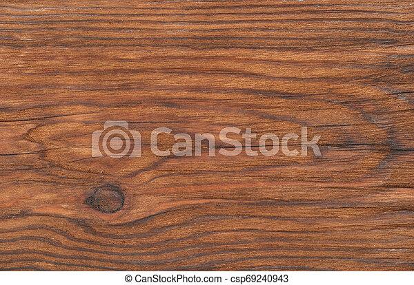 Brown wooden background - csp69240943