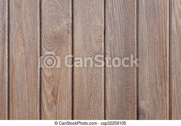 brown wooden background - csp32259105