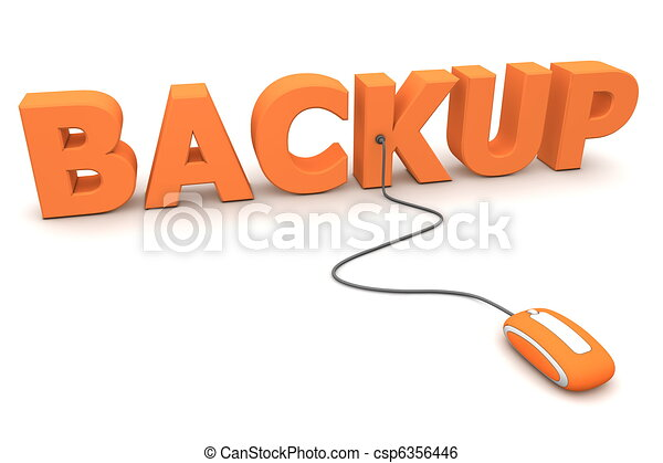 Browse the Orange Backup - Orange Mouse - csp6356446