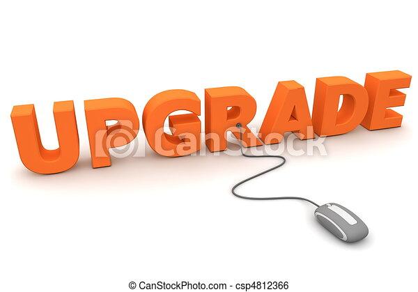 Browse the Upgrade - Orange - csp4812366