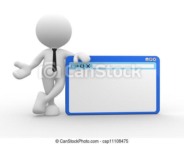 Browser - csp11108475