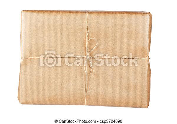 bruin pakket - csp3724090