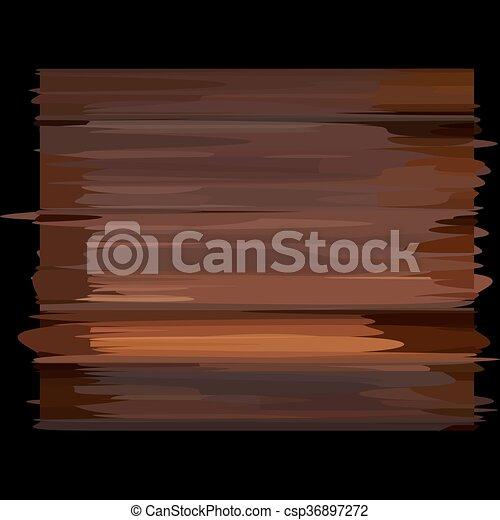 brun, formulaire, modèle, ornement, ethnique, géométrique, bambou - csp36897272