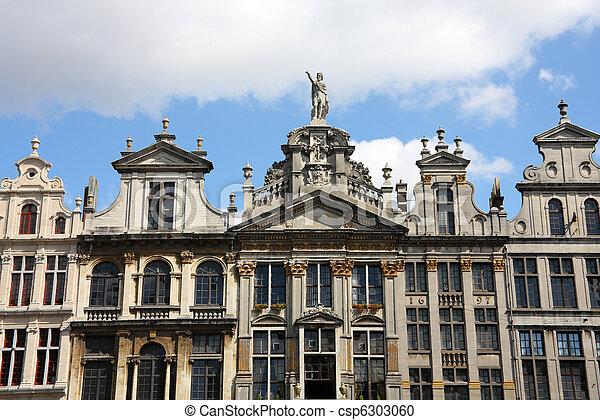 Bruselas - csp6303060