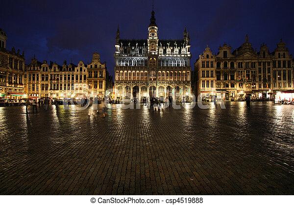 Bruselas - csp4519888