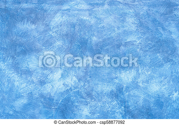 Brushed Light Blue Wall Brushed Azure Wall Texture Background Canstock