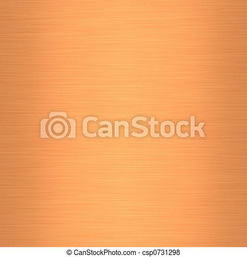 Brushed Metal Copper - csp0731298