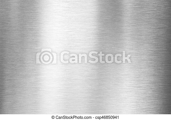 brushed metal plate - csp46850941