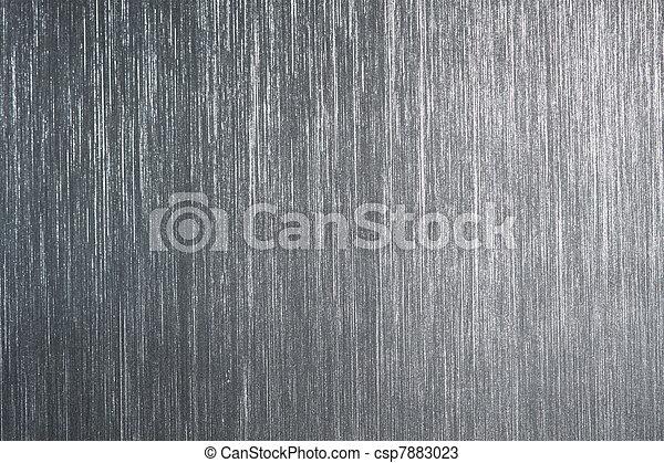 Brushed metal plate - csp7883023