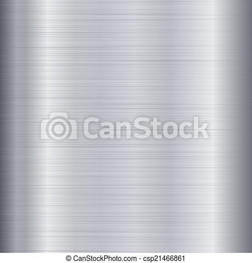 Brushed Metal Texture - csp21466861