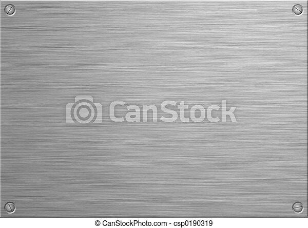 Brushed Panel - csp0190319
