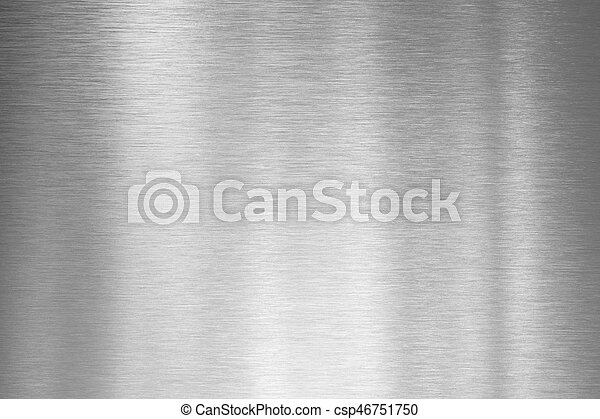 brushed silver metal plate - csp46751750