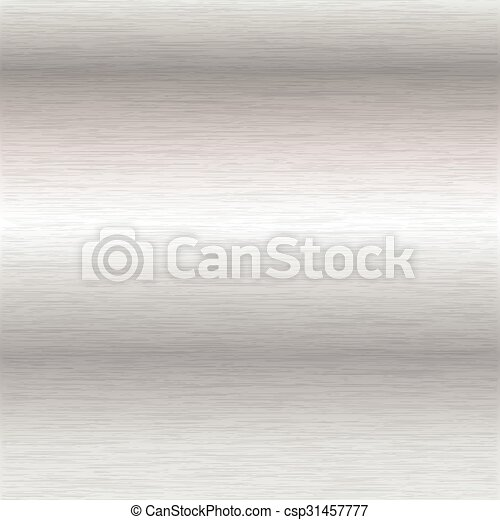 brushed steel surface - csp31457777