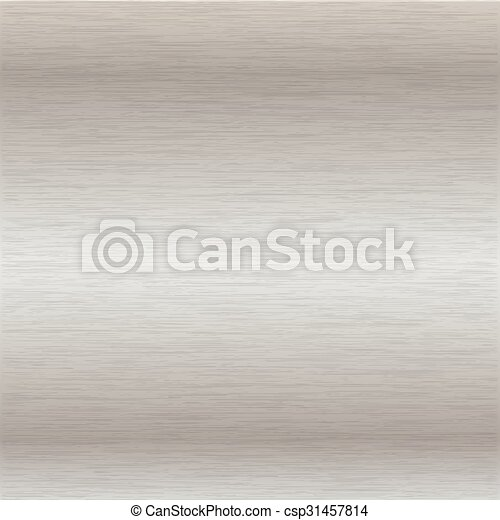 brushed steel surface - csp31457814