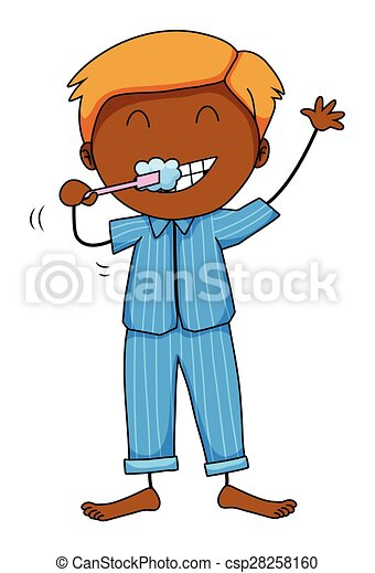 close up man brushing teeth clip art vector search drawings and rh canstockphoto com clipart brush my teeth clipart brushing teeth black and white