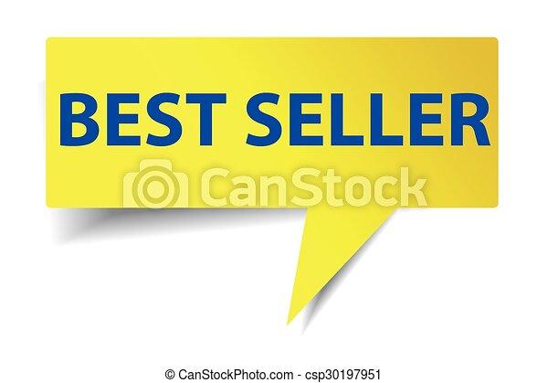 Bubble Talk - Best Seller - csp30197951