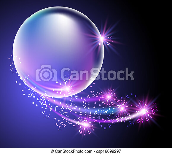 Bubbles and stars - csp16699297