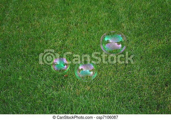 Bubbles - csp7106087