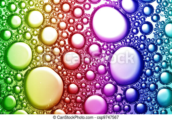 Bubbles - csp9747567