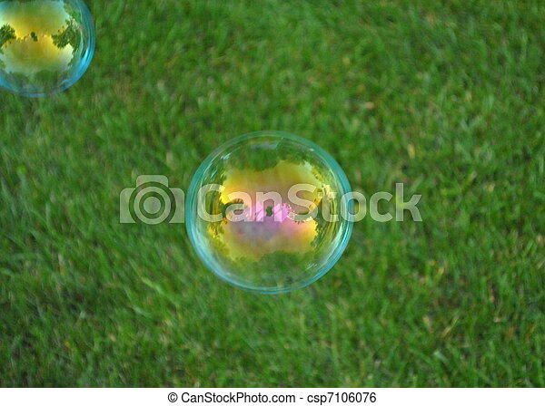 Bubbles - csp7106076