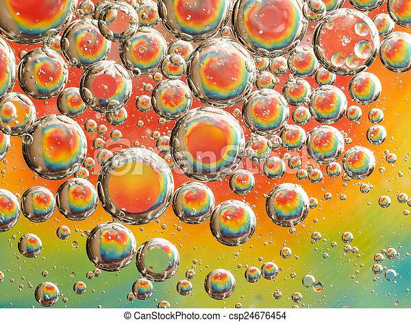 Bubbles - csp24676454
