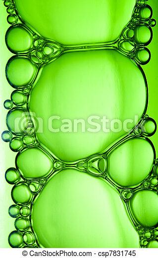 Bubbles  - csp7831745