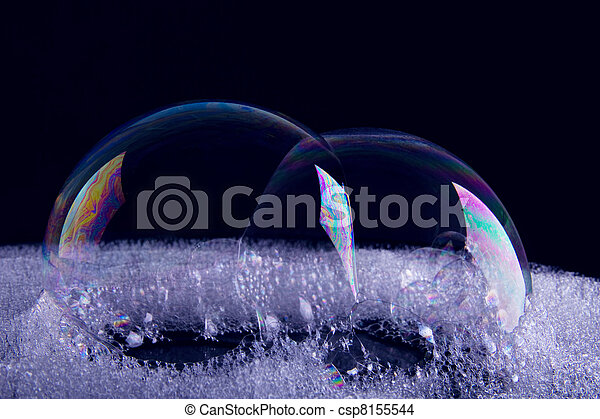 Bubbles - csp8155544