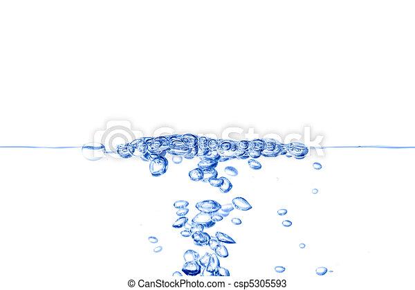 Bubbles - csp5305593