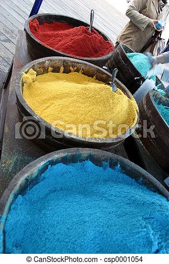 Buckets of Color - csp0001054