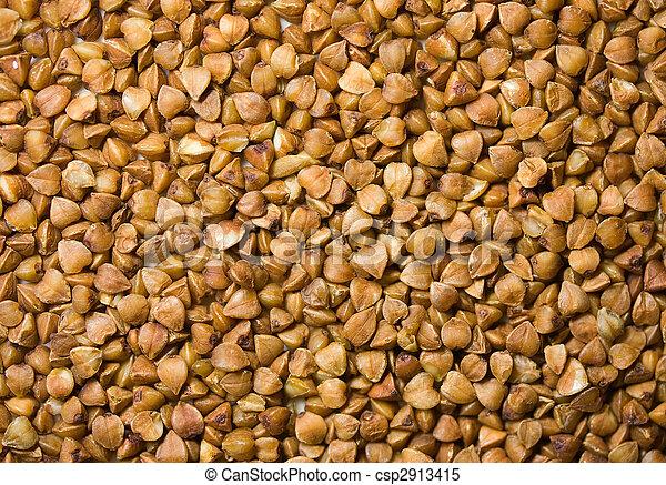 Buckwheat groats - csp2913415