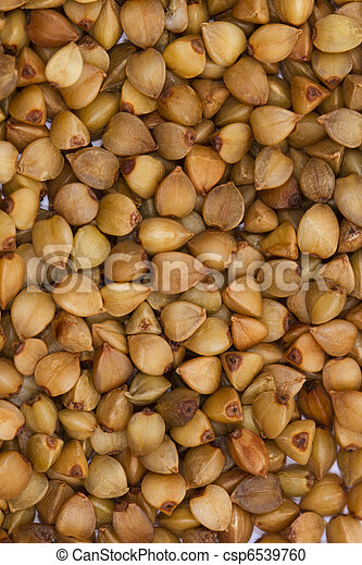 Buckwheat groats - csp6539760