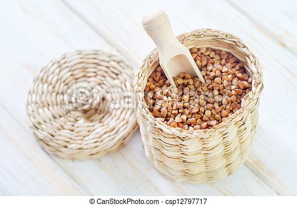 Buckwheat - csp12797717
