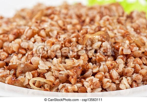 buckwheat - csp13563111