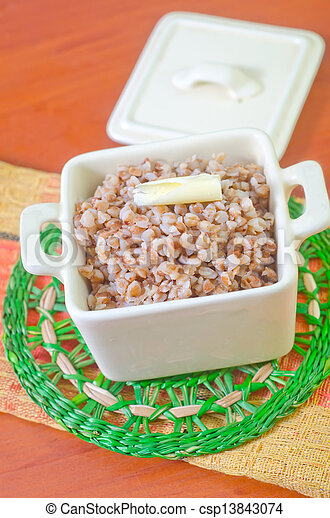 buckwheat - csp13843074