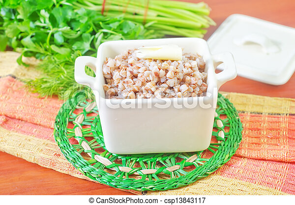 buckwheat - csp13843117