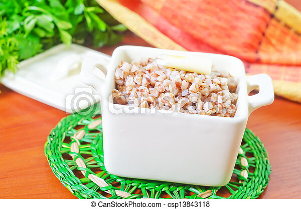buckwheat - csp13843118