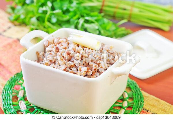 buckwheat - csp13843089