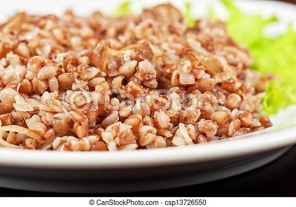 buckwheat - csp13726550
