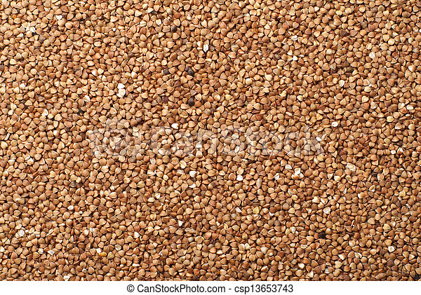 buckwheat - csp13653743