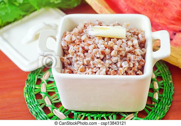 buckwheat - csp13843121