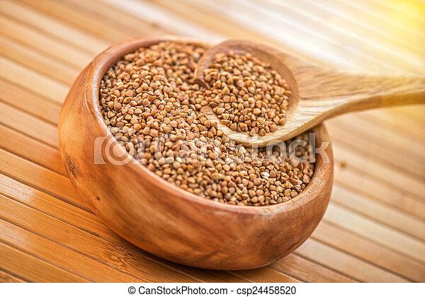buckwheat - csp24458520