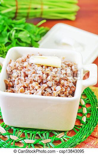 buckwheat - csp13843095