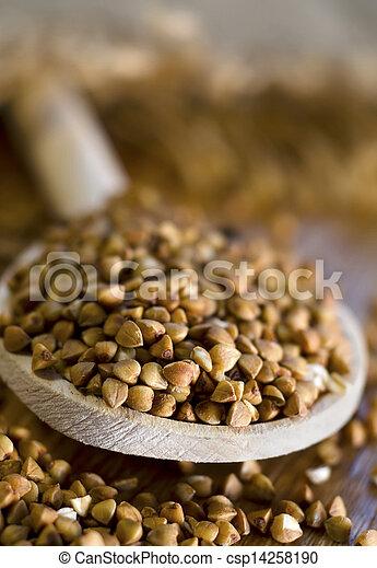 buckwheat - csp14258190