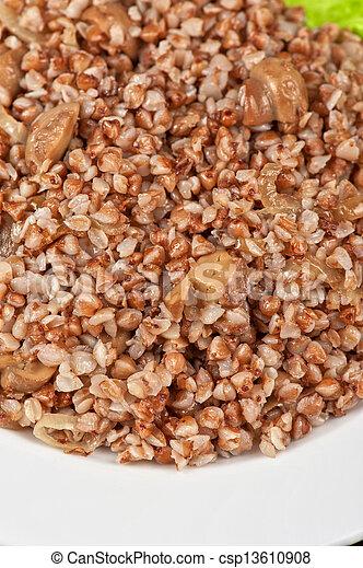 buckwheat - csp13610908
